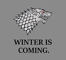 Winter Is Coming. by BansonJ