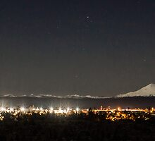 Moonlight over Redmond by rkboz