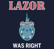 LAZOR WAS RIGHT. Twitch plays pokemon by Trafalgar-HaWK