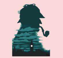 Sherlock Holmes One Piece - Long Sleeve