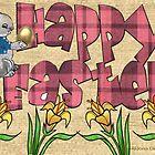 Happy Easter Greetings by aldona