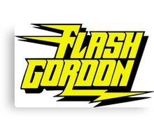 Flash Gordon Canvas Print