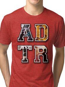 A D T R Tri-blend T-Shirt