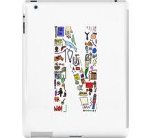 BS ABC's: N iPad Case/Skin