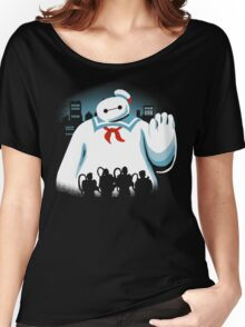 Baypuft Women's Relaxed Fit T-Shirt