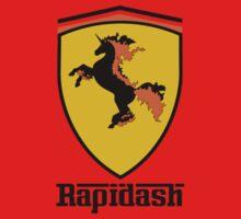 Rapidash Ferrari - Emblem by FlyNebula