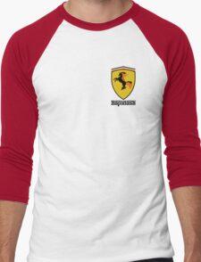 Rapidash Ferrari - Emblem Men's Baseball ¾ T-Shirt