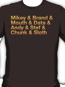 Never Say & T-Shirt