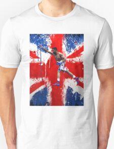 Amir Khan Boxing British  Unisex T-Shirt