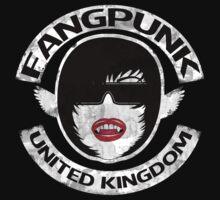 Fangpunk Biker T Shirt by Fangpunk