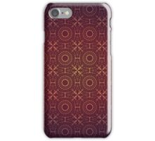 Repeatable pattern iPhone Case/Skin
