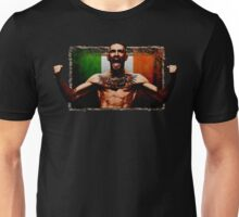 Conor McGregor IRISH UFC LEGEND Unisex T-Shirt