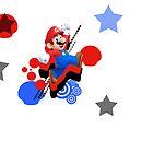 Mario Graphic by vitXras