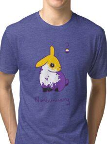 Original Nonbunnary Tri-blend T-Shirt