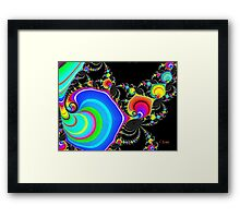 Casted Away Dreams Framed Print