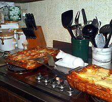Party ready lasagna by ♥⊱ B. Randi Bailey