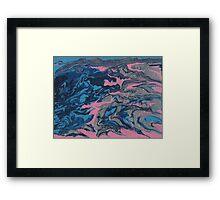 Storms at Dawn Framed Print