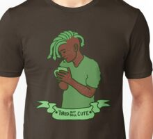 """Tired but still Cute"" Gorgon Unisex T-Shirt"
