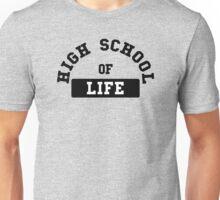 high school of life Unisex T-Shirt