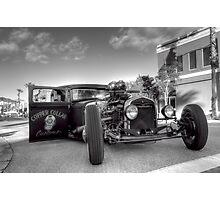 Hot Rod Photographic Print