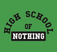 High School of nothing Baby Tee