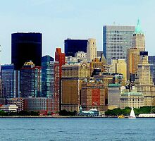 NYC Manhattan by australiansalt