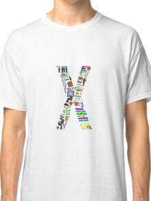 BS ABC's: X Classic T-Shirt