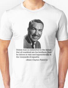 Adam Clayton Powell T-Shirt