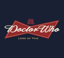 Doctor - Lord of Time by Todd Robinson
