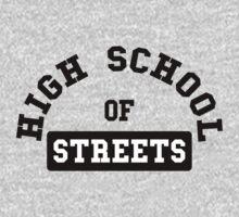 Highschool of streets by WAMTEES