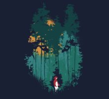 The woods belongs to me Kids Clothes