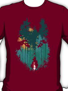 The woods belongs to me T-Shirt