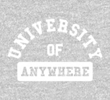 University of anywhere by WAMTEES