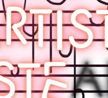 Good Artists Copy Sticker
