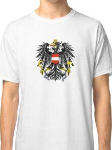Austria Coat of Arms  Classic T-Shirt