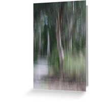 From Light to Dark. Greeting Card