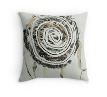 Untitled Abstract Study 25 Throw Pillow