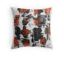 Untitled Abstract Study 31 Throw Pillow