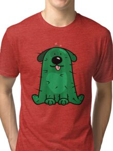 Hi! Do you like cactus? Tri-blend T-Shirt