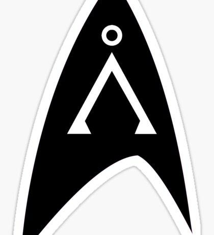 Star Trek and Star Gate: Best Stars! Sticker