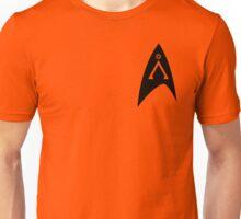 Star Trek and Star Gate: insignia badge Unisex T-Shirt