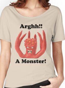 Arghh a monster! Women's Relaxed Fit T-Shirt
