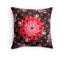 Flowers 4 U Throw Pillow