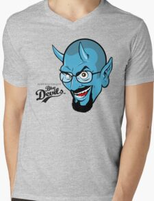 Blue Devils Mens V-Neck T-Shirt