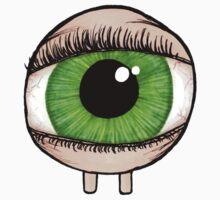 I've got my eye on you. by Pip Gerard