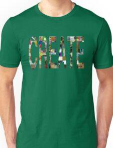 Create! A Photo Montage Unisex T-Shirt