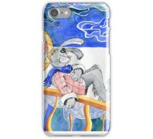 March Hare. iPhone Case/Skin