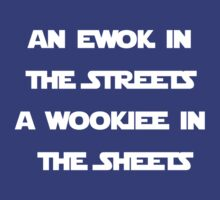 Wookiee in the Sheets by geekofoz