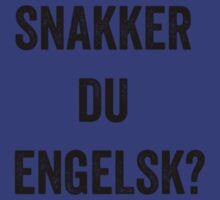 Do you speak English? (Norwegian) by EnglishAbroad