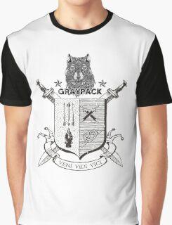 Gray Pack! Graphic T-Shirt
